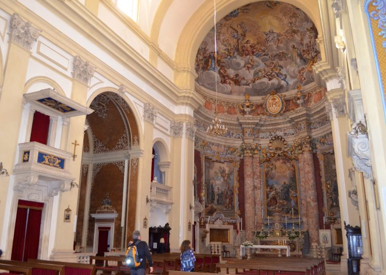 St Ignatius Church, Dubrovnik 2