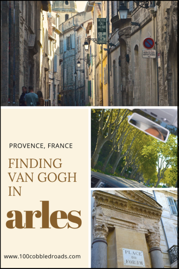 On the Van Gogh trail in Southern France…