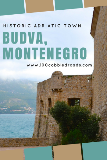 Retreat to the historic town of Budva in Montenegro