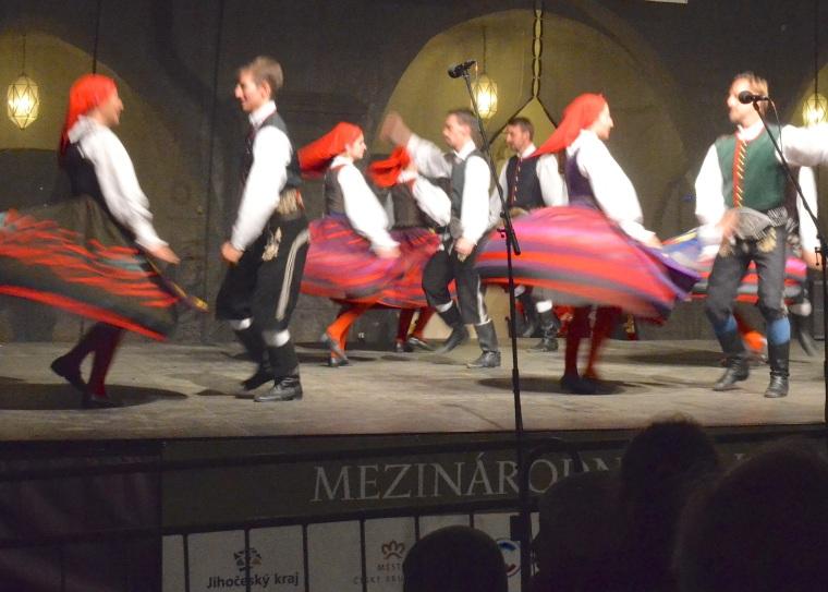 Cesky Krumlov St Wenceslas Festival 13