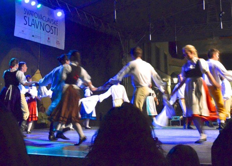 Cesky Krumlov St Wenceslas Festival 2