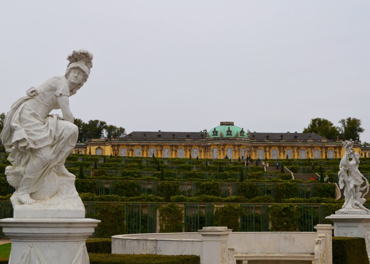 Sanssouci Palace 3
