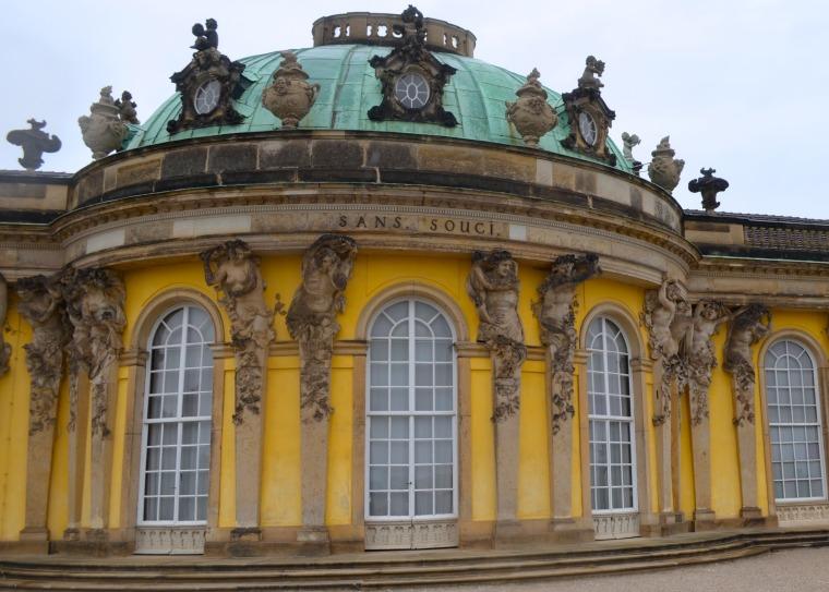 Sanssouci Palace 7