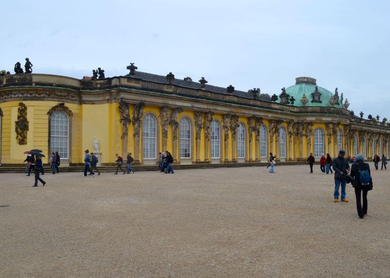 Sanssouci Palace 9