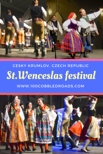 Witness pure Bohemian spirits at St.Wenceslas Festival, Cesky Krumlov