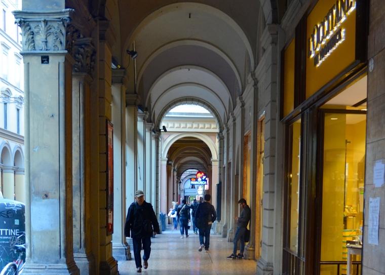 Bologna porticoes 5