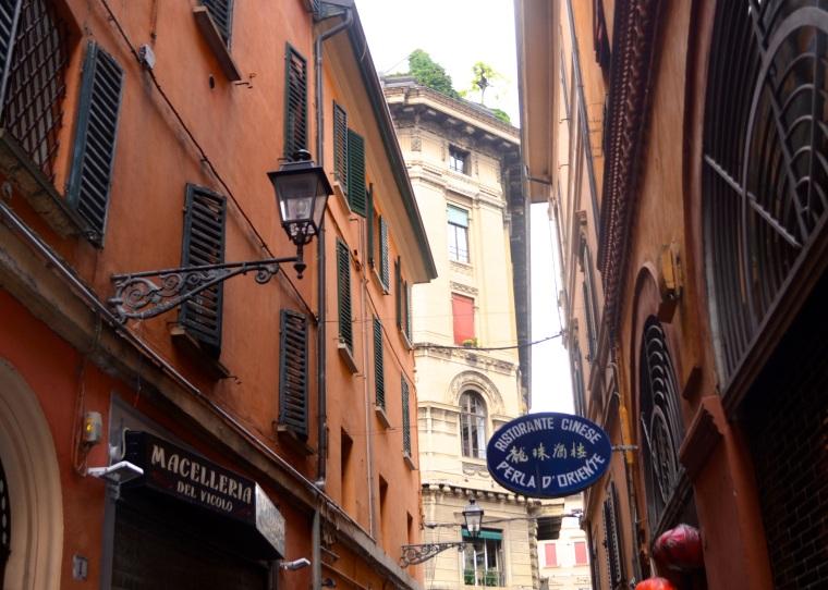 Bologna streets 4
