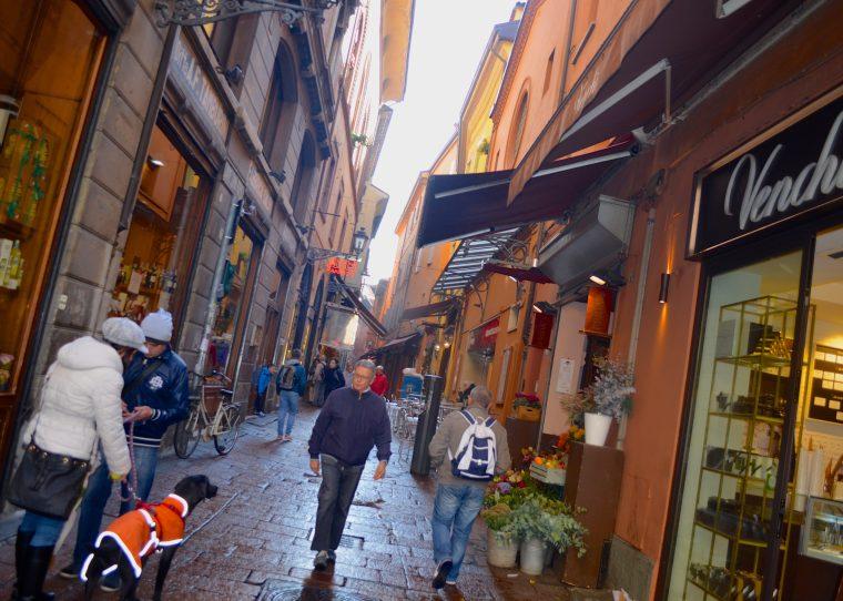 Bologna streets 5