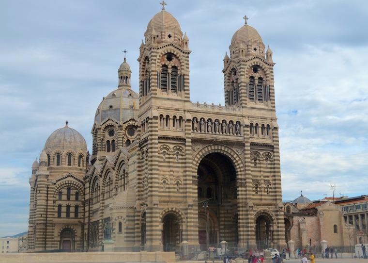 Marseilles_Cathedral de la Major