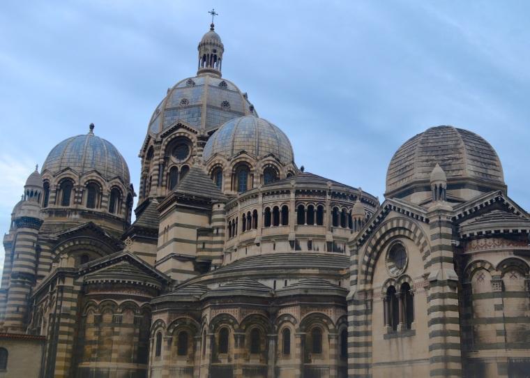 Marseilles_Cathedral de la Major_details