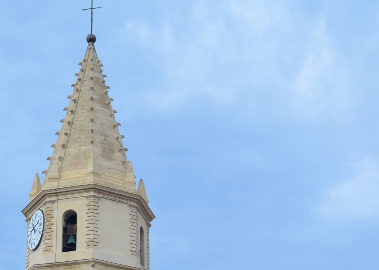 Marseilles_Le Panier_church