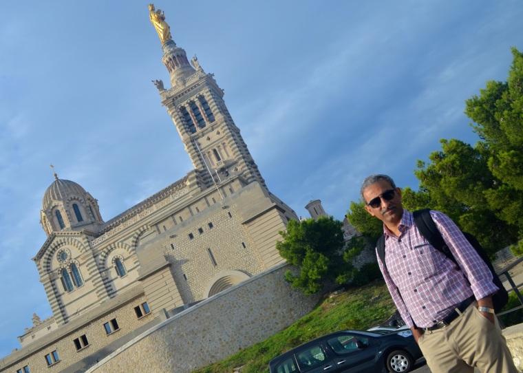 Marseilles_Notre Dame de la Garde