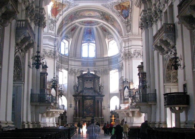 Salzburg_Dom Quartier_Cathedral_4