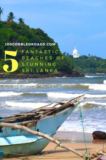 Beach-hopping in Southern Sri Lanka