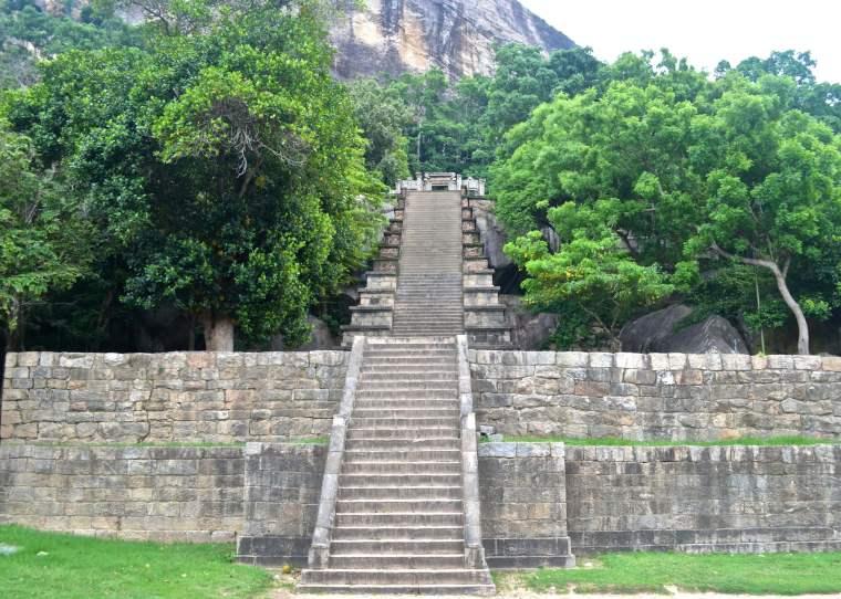 Yapahuwa_Sri Lanka_2