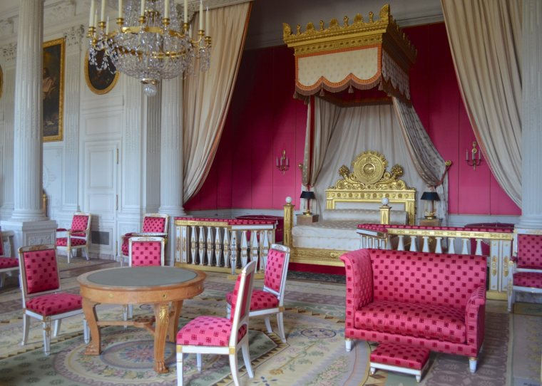 Grand Trianon_Versailles Palace_France_3