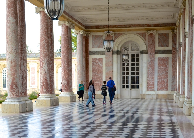 Grand Trianon_Versailles Palace_France_4