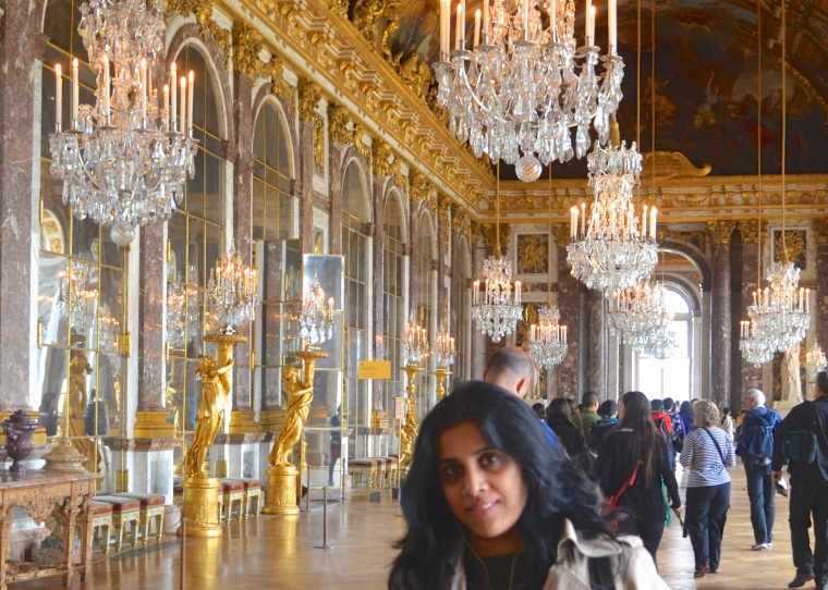 Hall of Mirrors_Versailles Palace_France_2