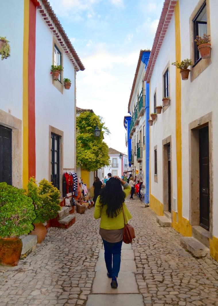 Rua Direita_Obidos_Portugal_10