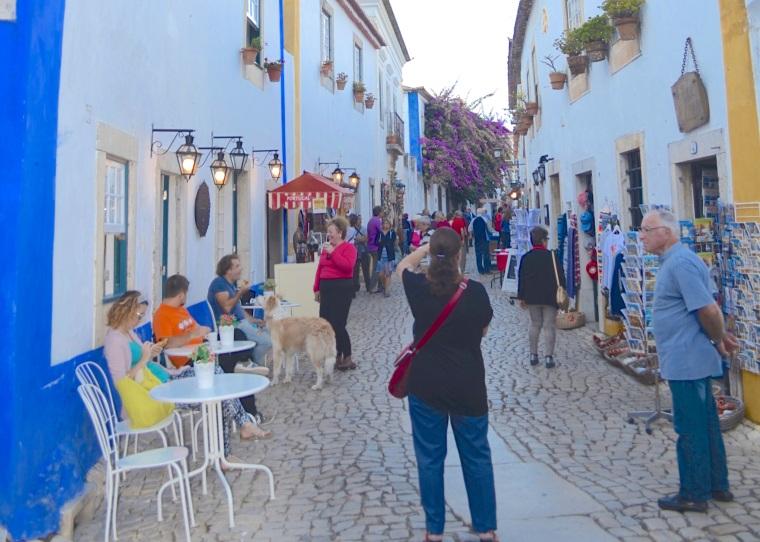 Rua Direita_Obidos_Portugal_2