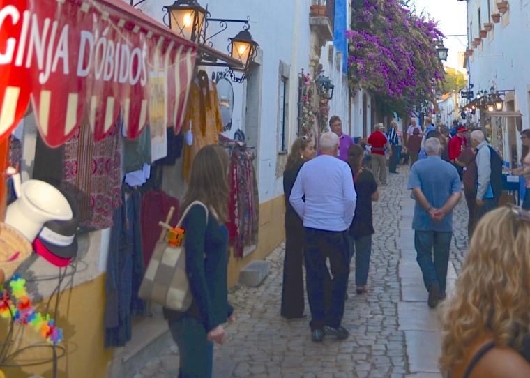 Rua Direita_Obidos_Portugal_3