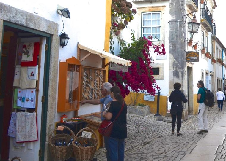 Rua Direita_Obidos_Portugal_5