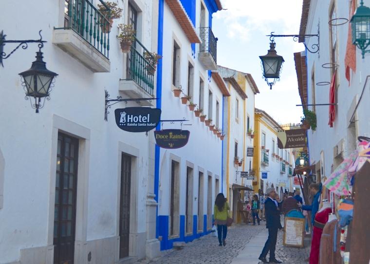 Rua Direita_Obidos_Portugal_6