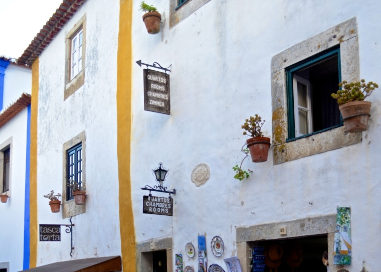 Rua Direita_Obidos_Portugal_7