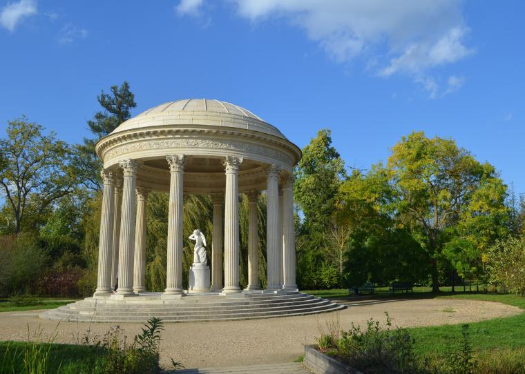 Temple of Love_Petit Trianon_Versailles Palace_France