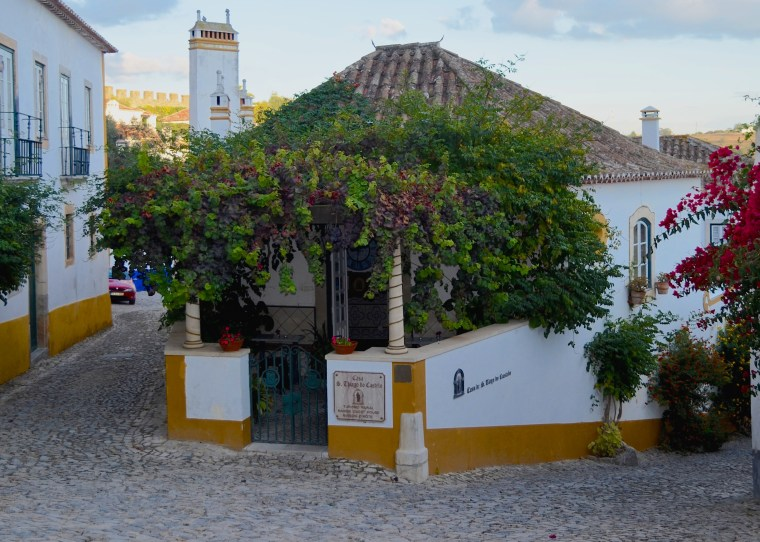 Town streets_Obidos_4