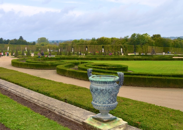 Versailles Palace Gardens_France_1