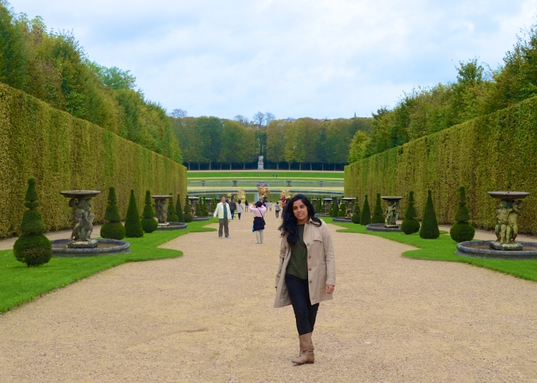 Versailles Palace Gardens_France_2