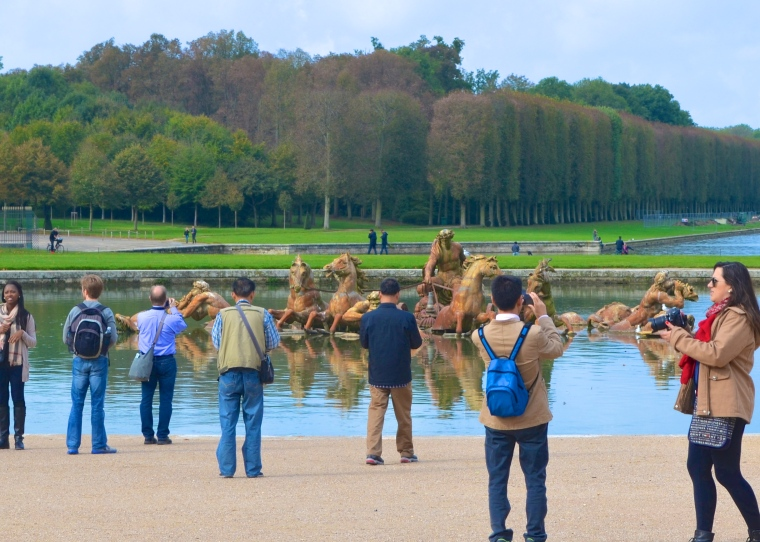 Versailles Palace Gardens_France_3