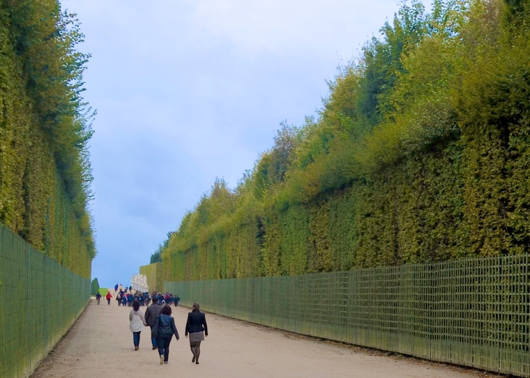 Versailles Palace Gardens_France_4