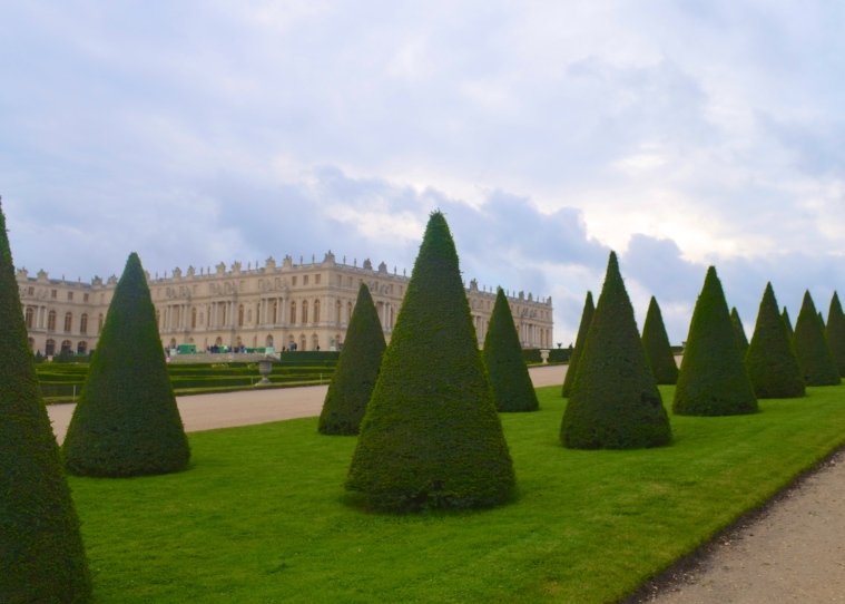 Versailles Palace Gardens_France_5