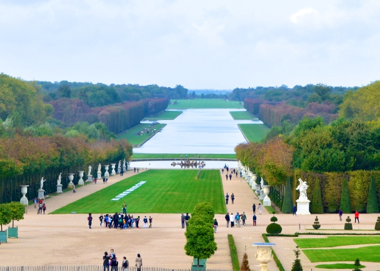 Versailles Palace Gardens_France_6