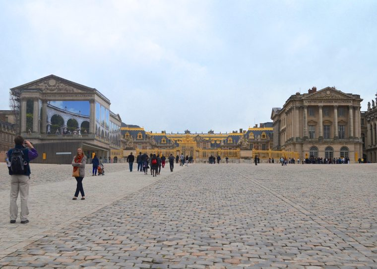 Versailles Palace_France_1
