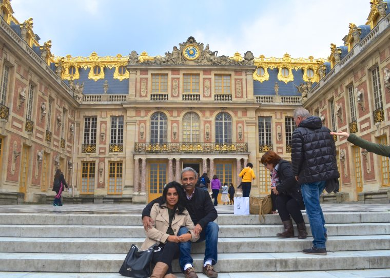 Versailles Palace_France_2