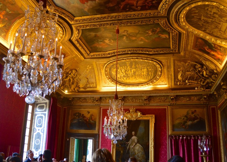 Versailles Palace_Rooms_France_2