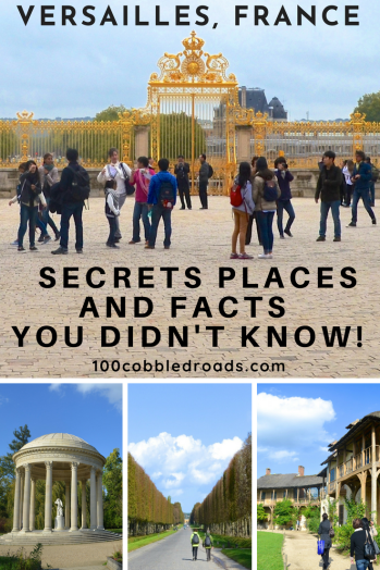 Getting under the skin of Versailles Palace #versailles #Versaillespalace #versaillesfrance
