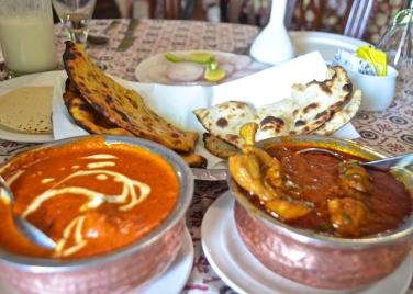 Bundelkhandi meal_Amar Mahal_Orchha_1