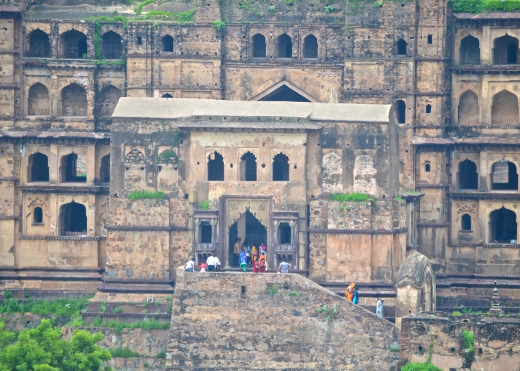 Chaturbhuj Temple_Orchha_4