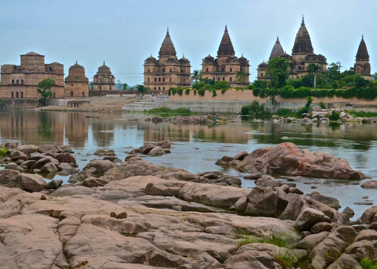 This is how to soak in the forgotten splendour of Orchha