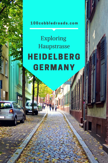 Discovering delights of Haupstrasse, Heidelberg #heidelberg +medievaltown #germantown
