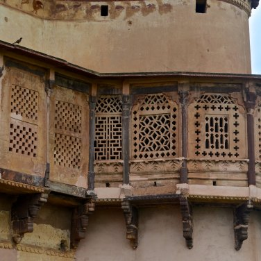 jehangir Mahal_Orchha_2