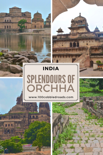 Many splendours await deep inside the temple town of Orchha #historicindia #heritagetowns #madhyapradesh #orchha #templetowns