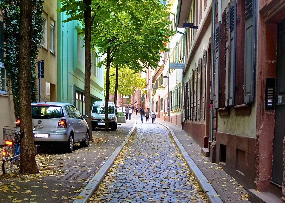 Discover unusual delights in the most charming street of Heidelberg