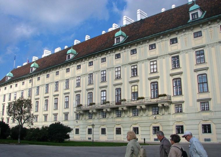 Hofburg Palace_Vienna_1
