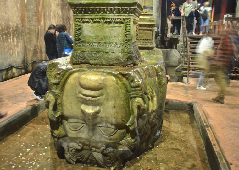 Basilica Cistern_Sultanahmet_Istanbul_4