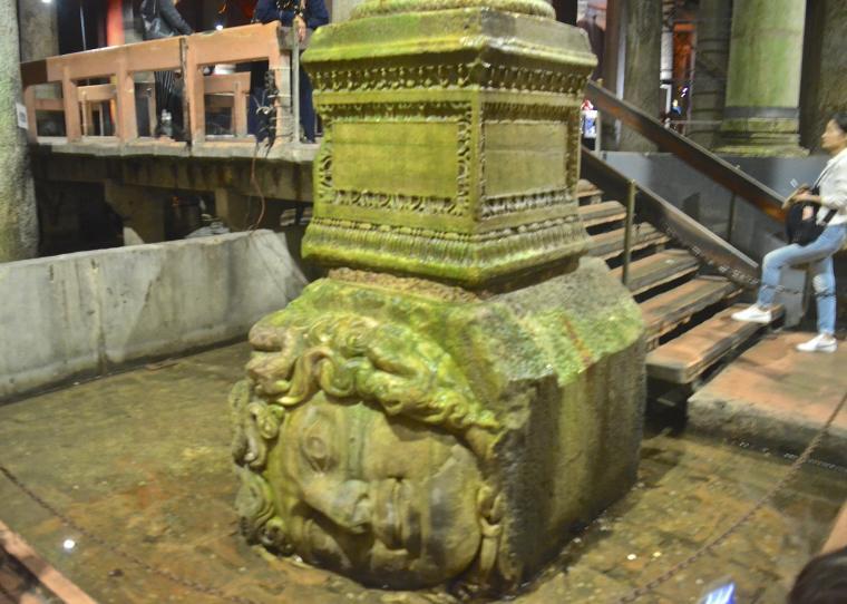 Basilica Cistern_Sultanahmet_Istanbul_5